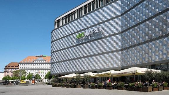 Einkaufszentrum Höfe am Brühl