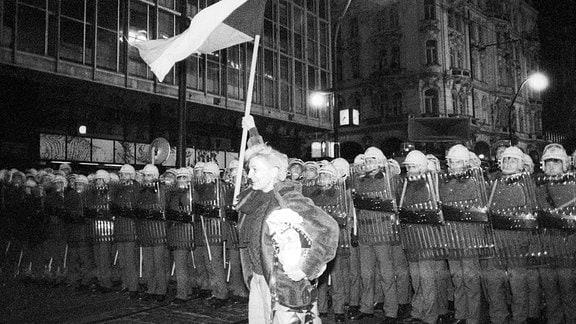 Samtene Revolution 1989