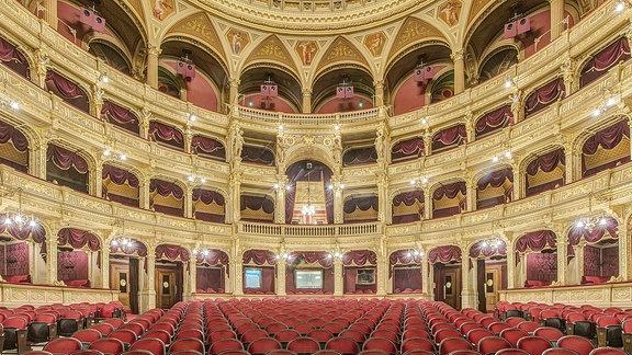Staatsoper in Budapest
