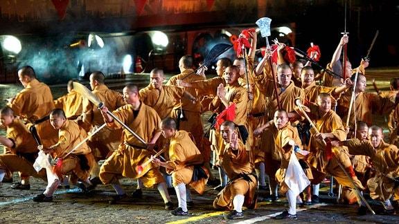 Shaolin-Mönche