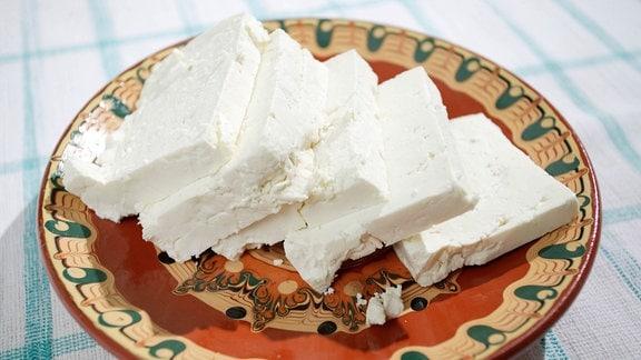 Bulgarischer Salzlakenkäse