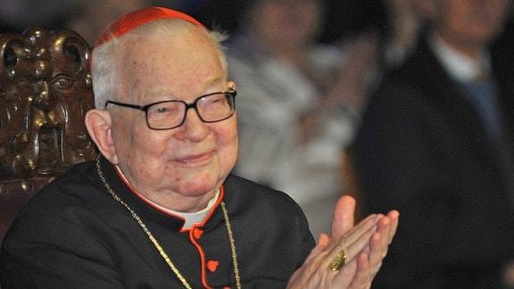 Kardinal Henryk Gulbinowicz