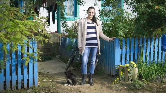 Julia Matvienko, Leihmutter