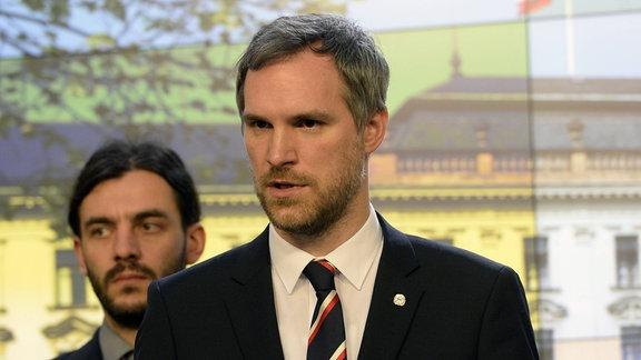Adam Scheinherr, Verkehrsbürgermeister von Prag