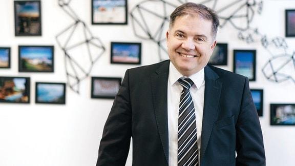 Zoltán Pál Gál, Vorsitzende des ungarischen Landesverbandes der Arbeitgeber im Torismus und in der Gastgewerbe