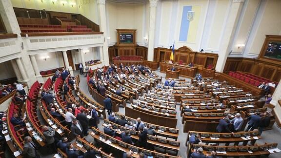 Parlament der Ukraine