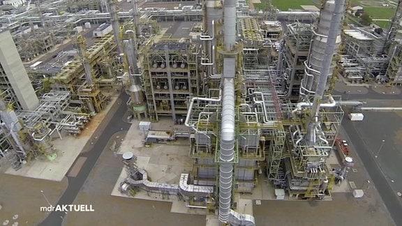 Raffinerie in Belarus