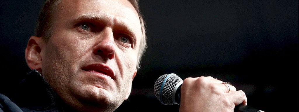 Nawalny Macht Offene Fremdenfeindlichkeit Hoffahig Mdr De
