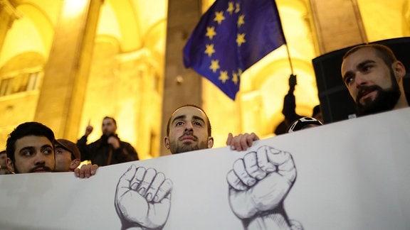 Tiflis-Proteste