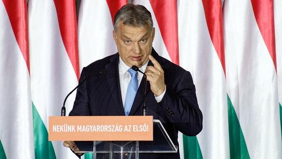 Viktor Orban, Ministerpräsident von Ungarn