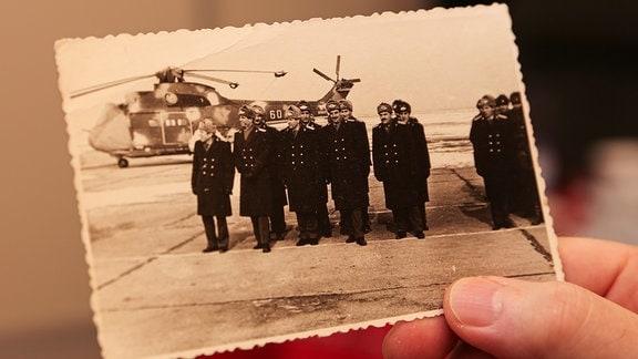 Fallschirmjägerregiment aus rumänischen Boten vor 1989