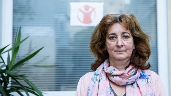 """Liliana Bibac von der Nichtregierungsorganisation """"Salvati copiii"""" in Bukarest"""