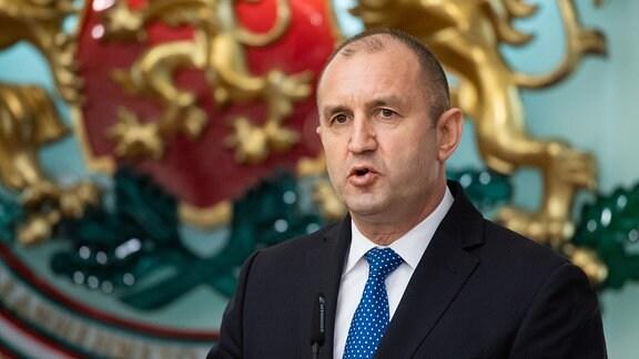 Rumen Radew, Präsident von Bulgarien