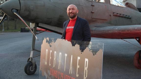 Filmregisseur Timur Bekmambetov