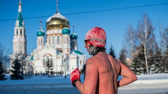 Siberian Ice Marathon