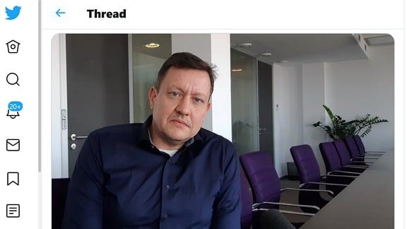 Ehemaliger slowakischer Justiz- und Innenminister Lipsic