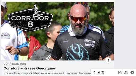 Krasse Georgiew läuft