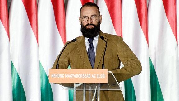 Ungarn József Szájer