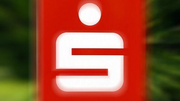 Das Logo der Sparkasse