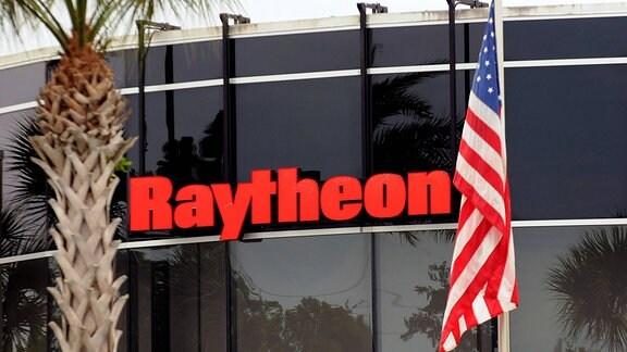 Zentrale des Rüstungskonzerns Raytheon Technologies in  Orlando, Florida, USA