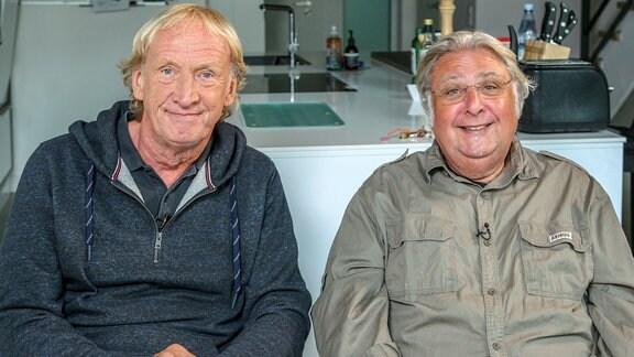 Trocken-Doc Bernd Thränhardt trifft erneut auf Peter Gerick