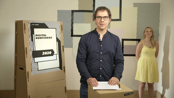 Inputgeber MDR next Digitalkonferenz 2020, Johannes Schiller