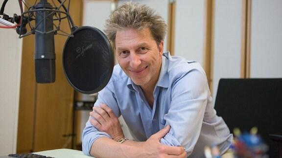 Schauspieler und Sprecher Rufus Beck