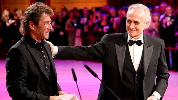 Peter Maffay und José Carreras