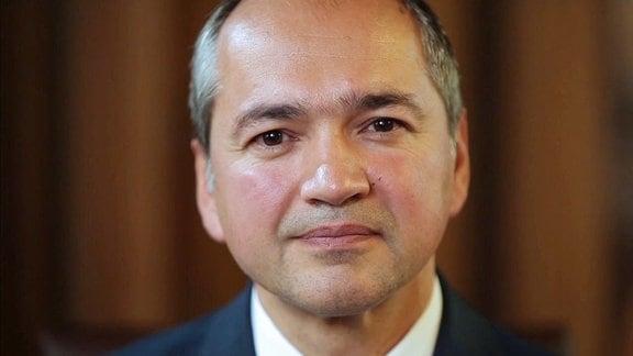 Octavian Ursu, Oberbürgermeister Görlitz, ist einer von vielen Bürgermeistern, die im Internet beleidigt und bedroht werden