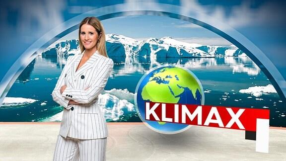 KLIMAX - ab sofort dreht sich bei BRISANT einmal wöchentlich alles ums Thema Klimawandel und Umweltschutz.