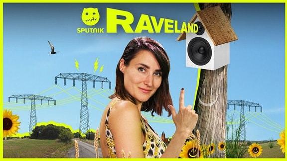 """Raveland - Landlust, Techno und Provinzraves!"": MDR SPUTNIK startet neuen Podcast"