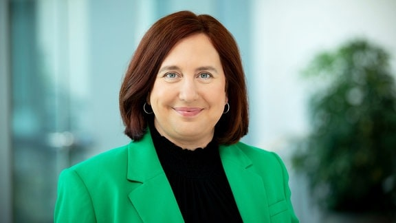 KiKA-Programmgeschäftsführerin Dr. Astrid Plenk