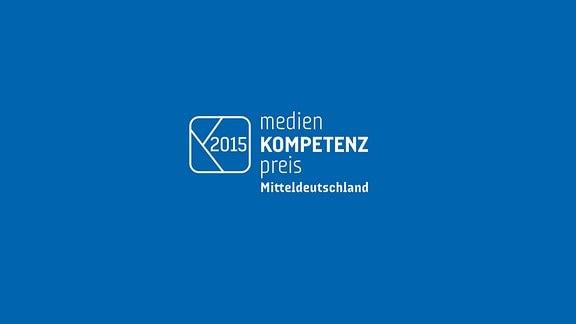 Logo Medienkompetenzpreis Mitteldeutschland