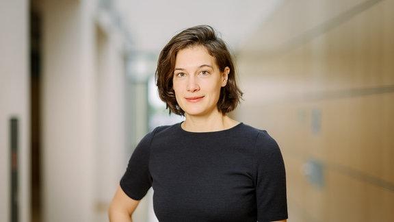Johanna Kraus - Redaktionsleiterin MDR-Fernsehfilm