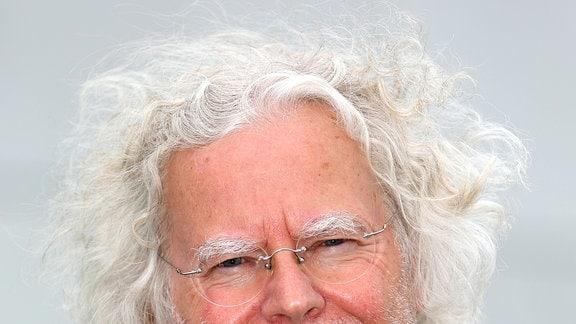 Prof. Dr. Stefan Aufenanger, Jurymitglied beim Medienkompetenzpreis Mitteldeutschland 2015