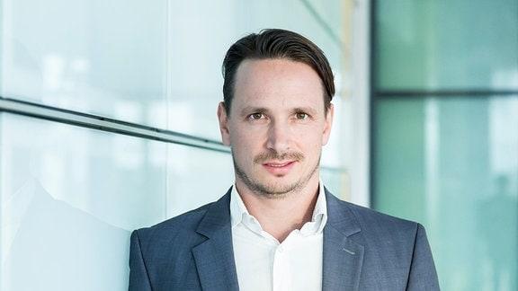 Raiko Richter, MDR-Hauptredaktionsleiter Sport