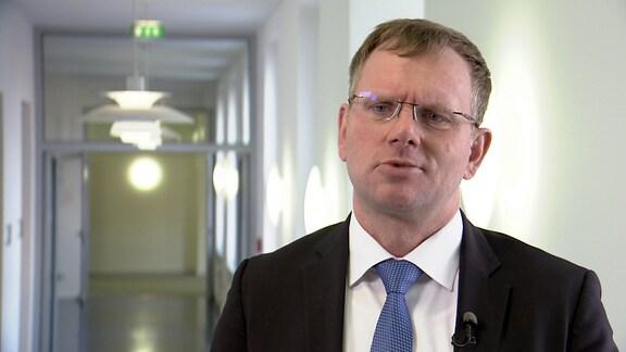 Dr. Dirk Spaniel (AfD), Mitglied im Ausschuss für Verkehr