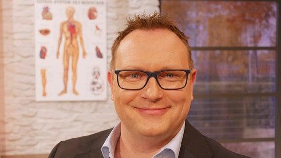der Leipziger Fußchirurg Dr. Jörn Schwede