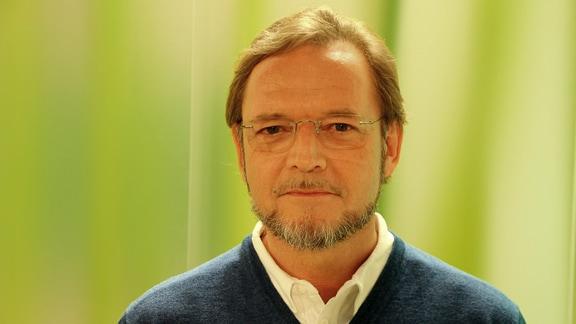 der Neurologe Dr. Rolf Malessa