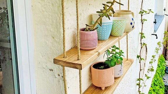 DIY: Basteln für den Balkon