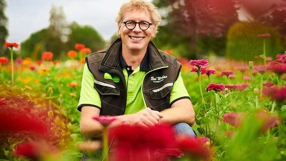 Pflanzenarzt René Wadas