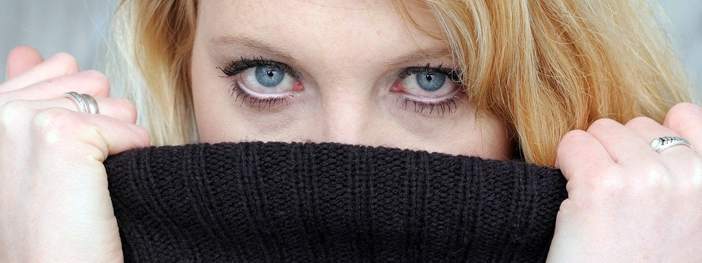 Auge als ein andere kleiner das Was bedeutet