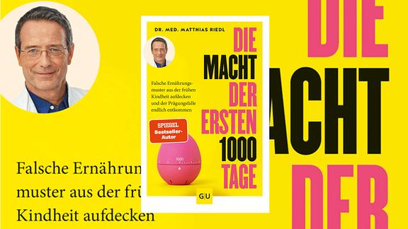 """Buchtitel - """"Die Macht der ersten 1000 Tage"""""""