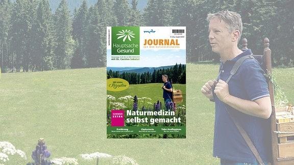 Journal 08: Naturmedizin selbst hergestellt August 2021