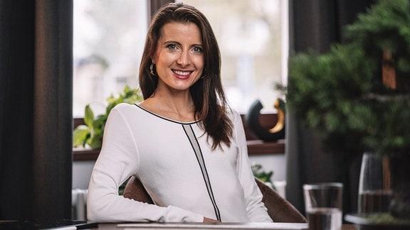 Dorothea Portius, Professorin für Ernährungstherapie