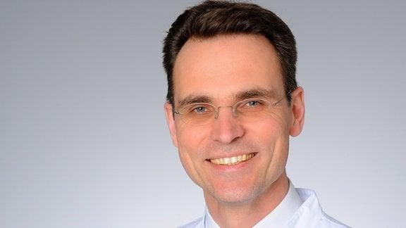 Stephan Baldus, Präsident der Deutschen Gesellschaft für Kardiologie