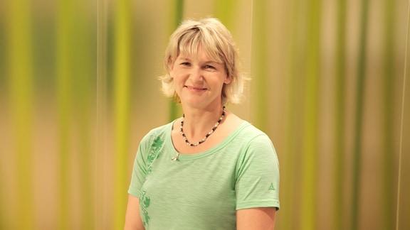 Physiotherapeutin Gitte Baumeier