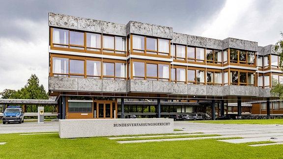 Bundesverfassungsgericht in Karslruhe