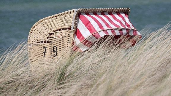 Ostsee-Strandkorb