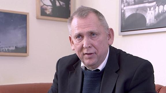 Rentenspezialist Frank Parche